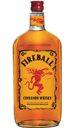 Fireball Cinnamon Whisky 1000ml