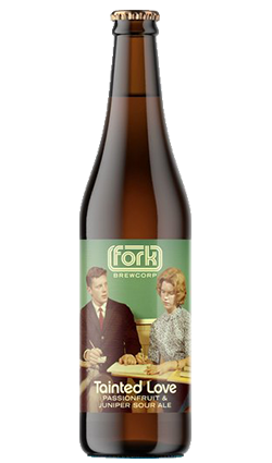 Fork Brewcorp Tainted love Passionfruit Sour Ale 500ml