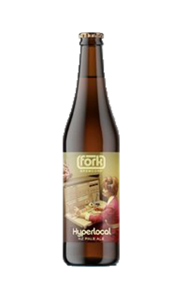 Fork Brewcorp Hyperlocal Pale Ale 500ml