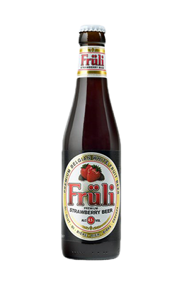Fruli Strawberry Beer 330ml