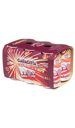 Garage Project Garagista IPA 330ml Can 6pk