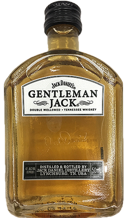 Gentleman Jack 50ml miniature