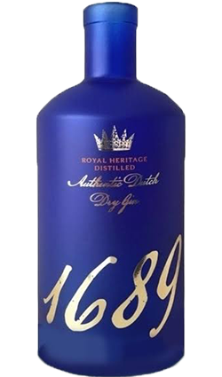 1689 Dutch Dry Gin 700ml