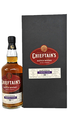 Glen Scotia 30YO (Chieftains) 700ml