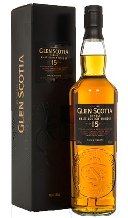 Glen Scotia 15YO 700ml