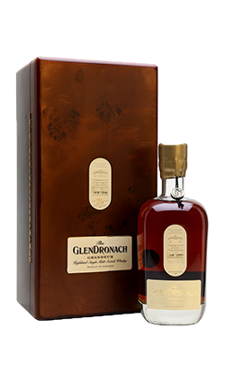 GlenDronach Grandeur Batch 8 25YO 700ml