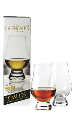 Glencairn Whisky Nosing Glass twin pack