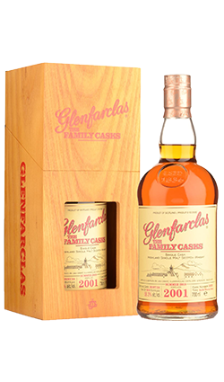 Glenfarclas Family Casks 2001 700ml