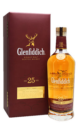 Glenfiddich 25YO 700ml