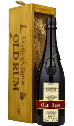 Goslings Family Reserve Old Rum 700ml