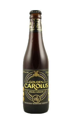 Gouden Carolus Whisky Infused Beer 11.7% 330ml