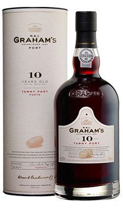 Grahams 10YO Tawny Port 750ml