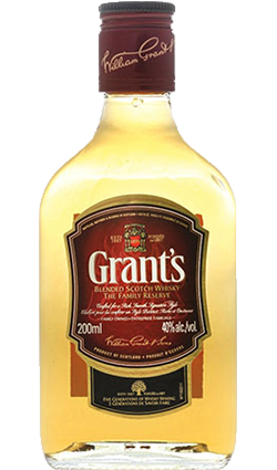 Grants Scotch Whisky 200ml