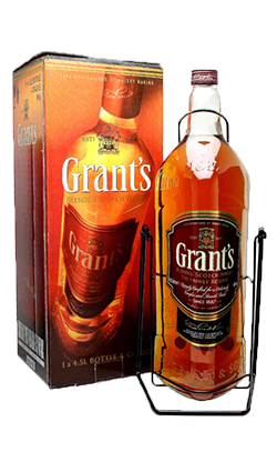 Grants Scotch Whisky 4500ml