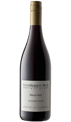 Grasshopper Rock Pinot Noir 2017 750ml