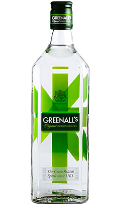 Greenalls London Dry Gin 1000ml