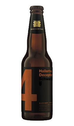 Hallertau #4 Deception Schwarzbier 500ml