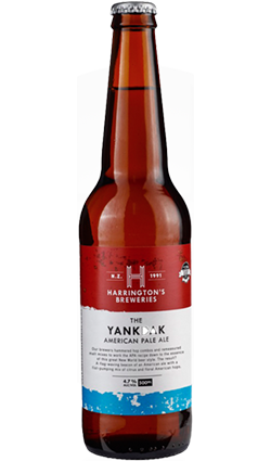 Harringtons Yankdak American Pale Ale 500ml