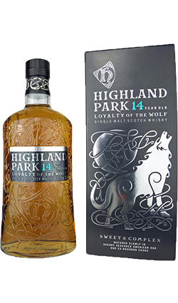 Highland Park 14YO Loyalty of the Wolf 1000ml