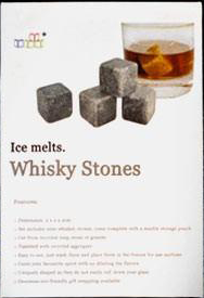 Whisky Stones set of 9