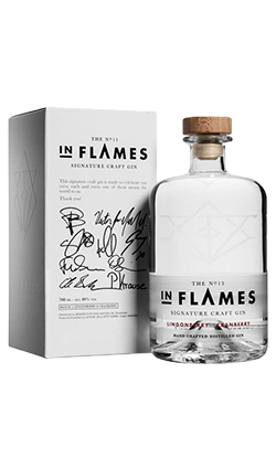 In Flames No. 13 Sign. Craft Lingonberry Cranb. 700ml