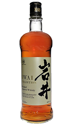 Mars Iwai Tradition Whisky 40% 750ml