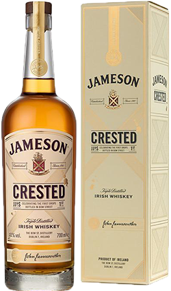Jameson Crested Ten 700ml