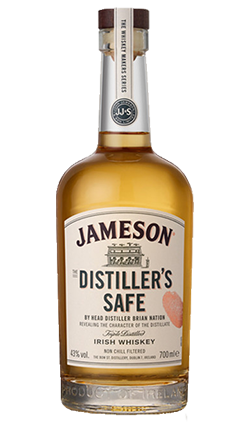 Jameson Whiskey Makers Series Distiller's Safe 700ml