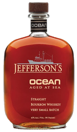 Jeffersons Ocean Aged at Sea 750ml