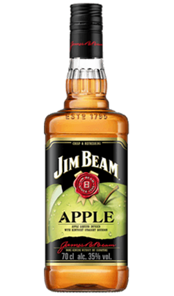 Jim Beam Apple 700ml Whisky And More