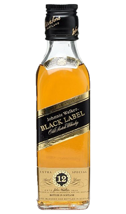 Johnnie Walker Black Label Miniature 50ml