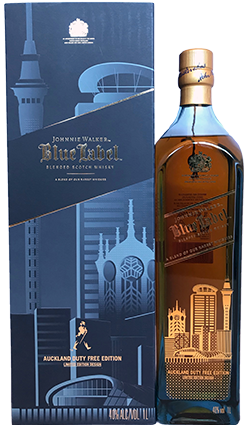 Johnnie Walker Blue (Auckland Skyline) 1000ml