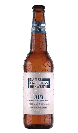 Kaiser Brothers Brewery APA 500ml