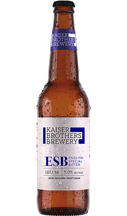 Kaiser Brothers Brewery ESB 500ml