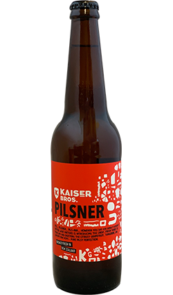 Kaiser Brothers Brewery Pilsner 500ml