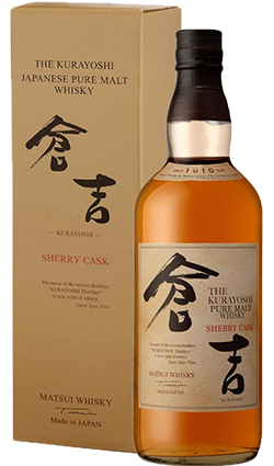 Kurayoshi Sherry Cask Malt Whisky 700ml