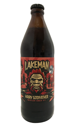 Lakeman Hairy Godfather AAA 500ml