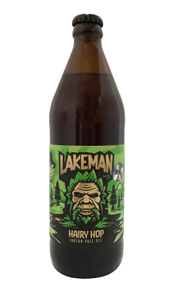 Lakeman Hairy Hop IPA 500ml