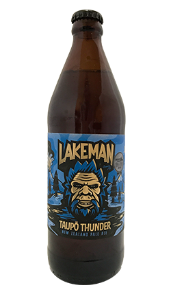 Lakeman Taupo Thunder Pale Ale 500ml