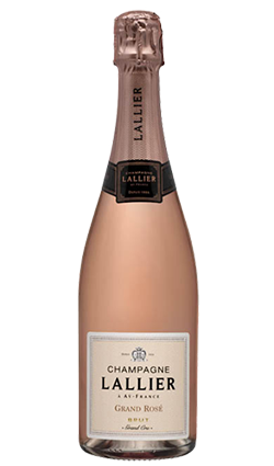 Lallier Grand Cru Rose Brut 750ml