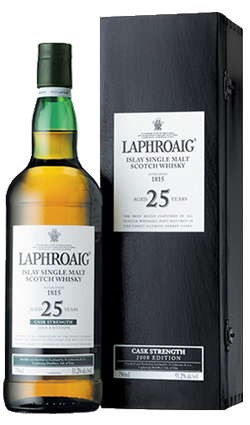 Laphroaig 25YO Cask Strength 700ml