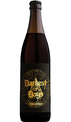 Liberty Darkest Days Stout 500ml