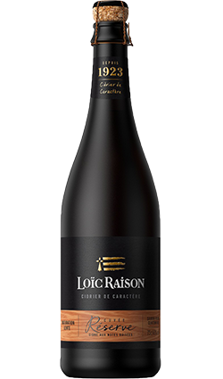 Loic Raison Cidre Cuvee Degustation 750ml