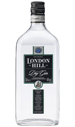 London Hill Dry Gin 1000ml