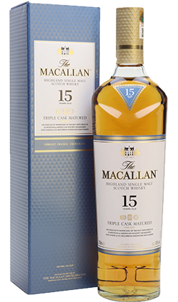 Macallan 15YO Triple Cask 700ml