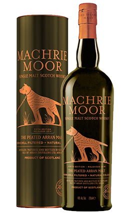 Arran Machrie Moor Peated Whisky 700ml