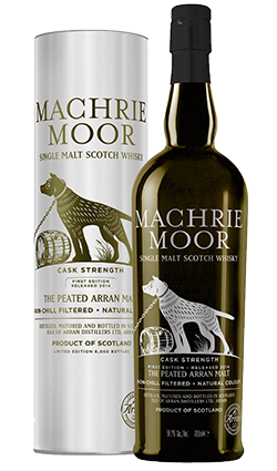 Arran Machrie Moor Cask Strength 700ml