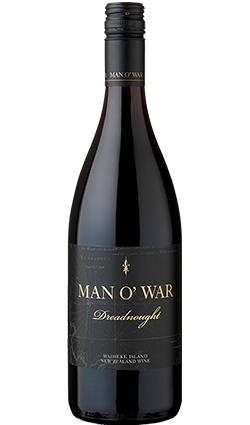 Man O' War Dreadnought Syrah 2017 750ml
