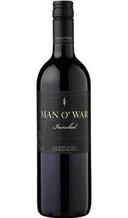 Man O' War Ironclad 2016 750ml