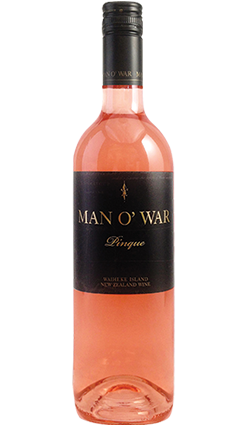 Man O War Pinque Rose 2019 750ml